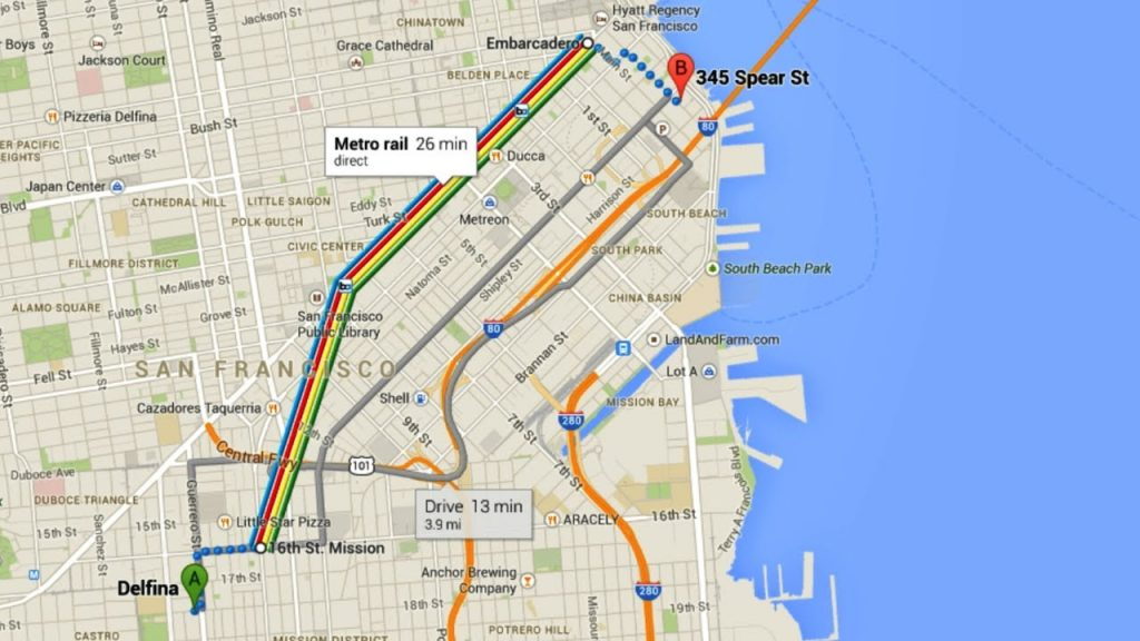 Google Maps Releases Radar Locations and Speed Limits in About 40