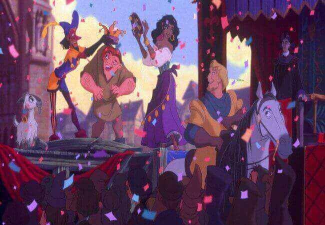 Disney Reboot of Famous Series