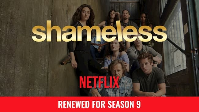 Season 9 of Shameless aired