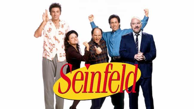 Netflix: Seinfeld Stream