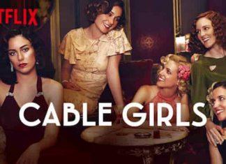 Cable Girls season 4