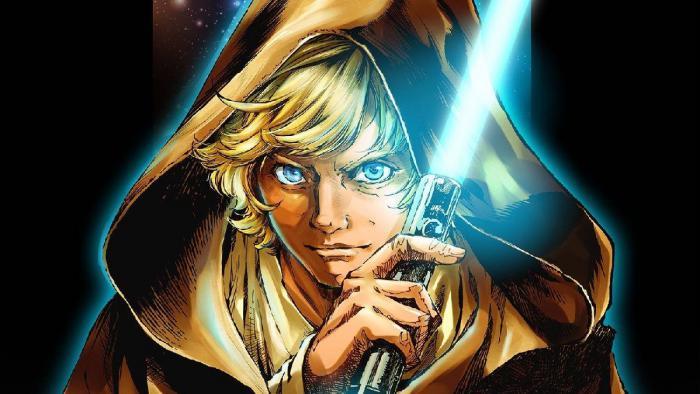 Star Wars: Legends of Luke Skywalker manga image