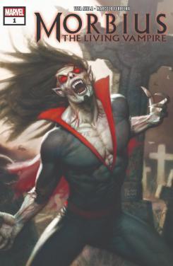 Morbius cover # 1 (November 2019)