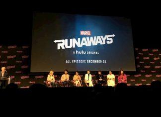 Marvel Runaways NYCC