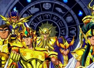 The Knights of the Zodiac