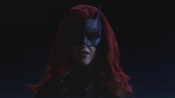 1 × 03 Batwoman Image: Down Down Down
