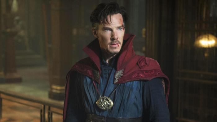 Picture of Benedict Cumberbatch as Doctor Strange in Doctor Strange (2016)
