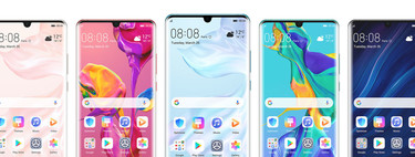 Guide to get started with a Huawei smartphone: the 19 EMUI differences with the rest of Android