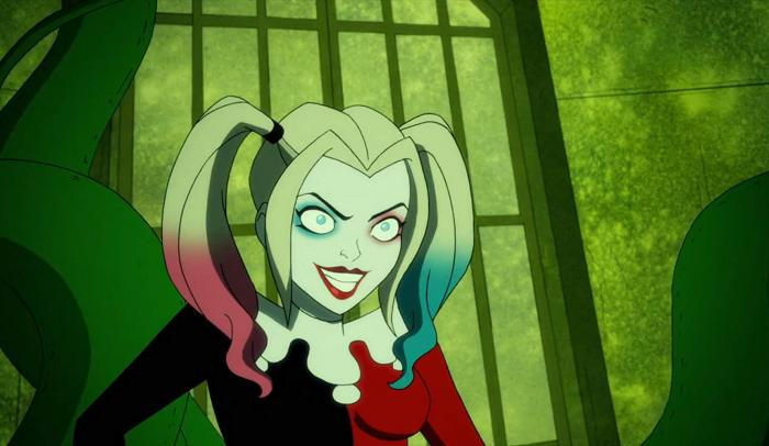 Image from the animated series Harley Quinn 1x13: The Final Joke