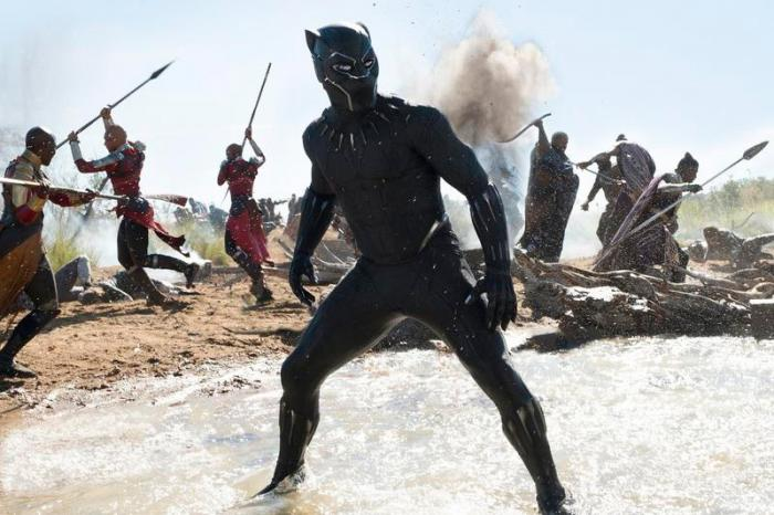 Picture of Black Panther in Avengers: Infinity War (2018)