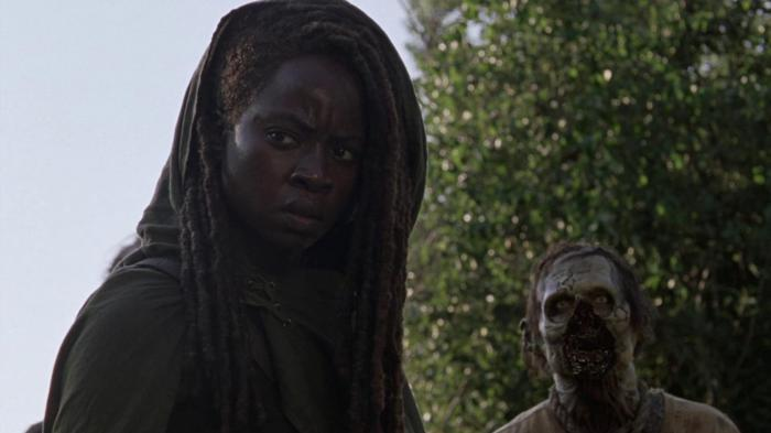 The Walking Dead 10x13: What we become image
