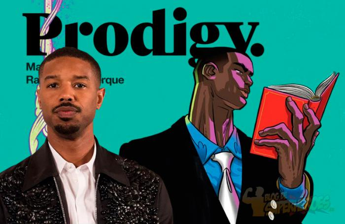 Montage of Michael B. Jordan and Prodigy from Netflix-Millar