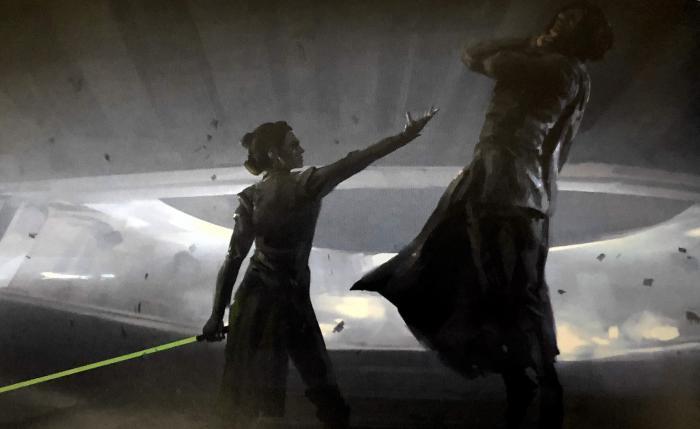 Star Wars Concept Art: The Rise of Skywalker (2019)
