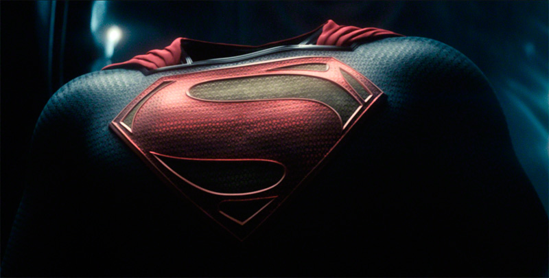 Image from The Man of Steel (2013)