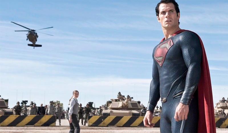 Image of The Man of Steel / Man of Steel (2013)