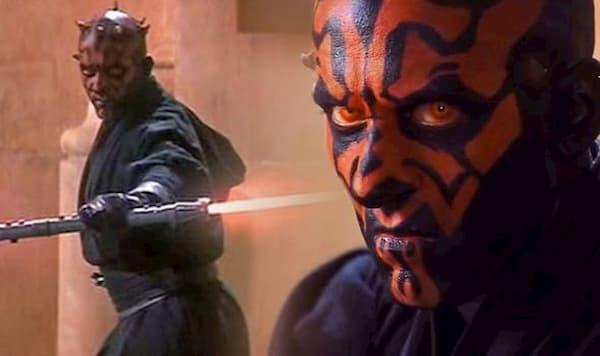 Darth Maul in Star Wars