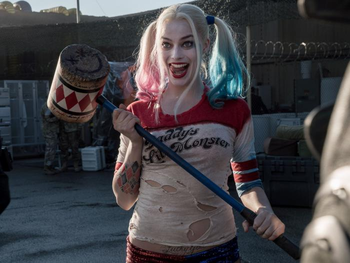 Image of Harley Quinn in Suicide Squad (2016)