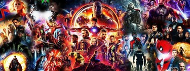 Avengers unite!  In what order should you watch all the movies in the Marvel Universe?