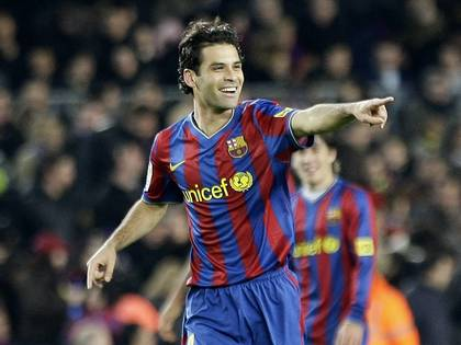 The Blaugrana team paid 5 million euros for the former Mexican defender in 2003 (Photo: Special)