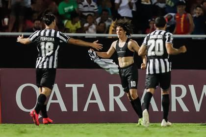 Libertad de Paraguay is the leader of the Apertura Tournament (EFE)