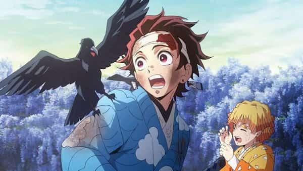 Demon Slayer Kimetsu no Yaiba season 2