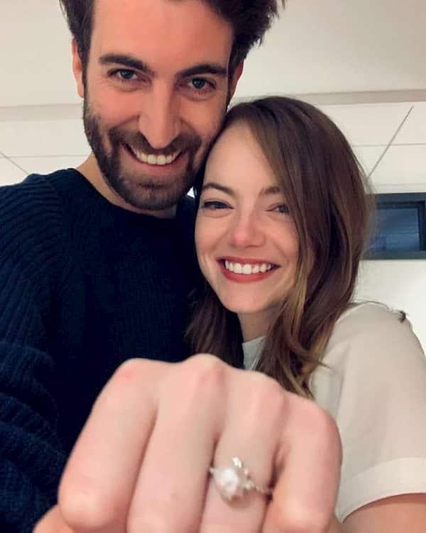Emma Stone's Secret Marriage