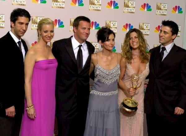 Friends Cast Reunion