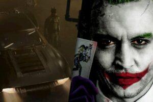 Johnny Depp As Joker