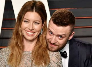 Justin Timberlake Wishes Jessica Biele