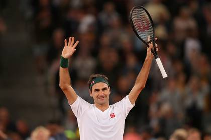 Roger Federer became for the first time the highest-paid athlete on the planet. A tennis player has never led this payroll, since Forbes created it in 1990 (Reuters / Mike Hutchings / File Photo)