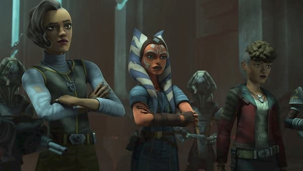 Star Wars The clone wars Season 8