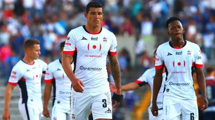 Given the decline and lack of liquidity, Lobos accepted the offer of Ciudad Juárez, which currently competes in the Liga MX (Photo: Special)
