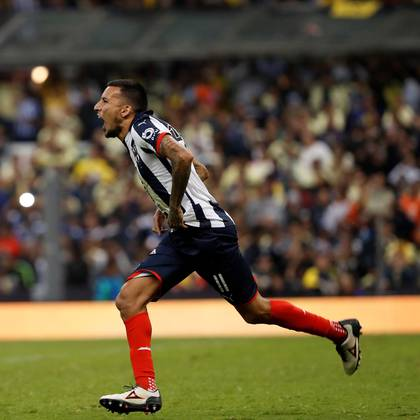 Vangioni scored the goal that gave Monterrey the last title (Photo: Jorge Núñez / EFE)