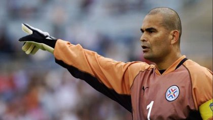 The Paraguayan shone in his time in Vélez and was wanted by River and Boca (Photo: Instagram / chilavert_tagrams)