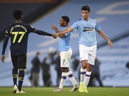 City beat Arsenal 3-0 (Reuters)