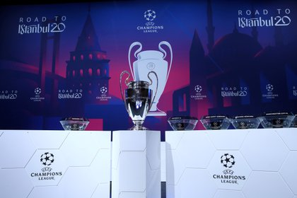 The remaining matches of the Champions League are scheduled to take place all in Lisbon during the month of August (Reuters)