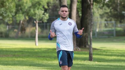 Cruz Azul confirmed participation in the Cup for Mexico, after positive cases of coronavirus on campus (Photo: Twitter @CruzAzulCD)