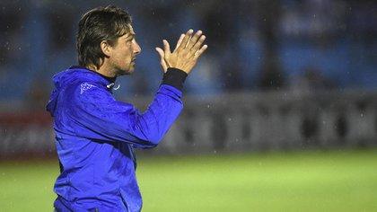 El Gringo left the technical leadership of Vélez last March (Télam)