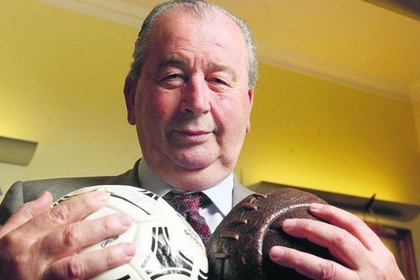 Julio Humberto Grondona died on July 30, 2014, after the World Cup in Brazil