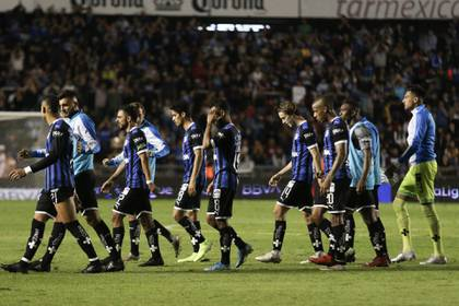 Querétaro would remain one more year as White Roosters (Photo: Mario Jasso / Cuartoscuro)