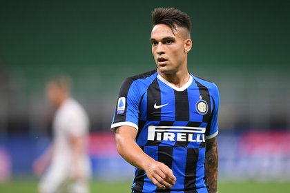 Lautaro Martínez is Inter's goal card (REUTERS / Daniele Mascolo)
