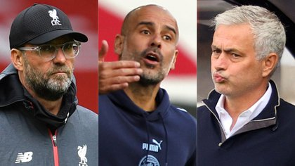 Jürgen Klopp and José Mourinho were the ones who were annoyed by the TAS decision