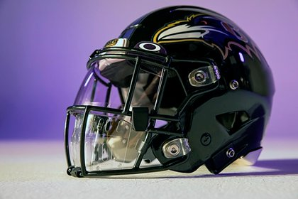 The NFL will implement the use of helmets with extra protection to prevent the spread of coronavirus (AP)