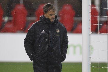 "Atlanta United coach praised Jürgen Damm for being ""a quality player"" (Photo: Geoff Burke / USA TODAY Sports)"