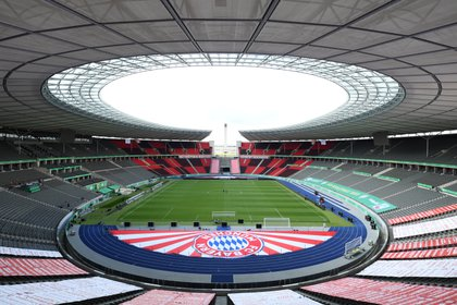 Bayer Leverkusen and Bayern Munich will face each other in the final of the 77th edition of the German Cup in the Berlin Olympics (REUTERS / Annegret Hilse)