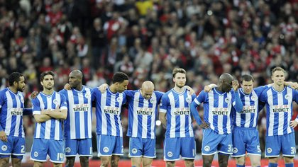 Wigan Athletic declared bankruptcy due to the coronavirus pandemic (EFE)