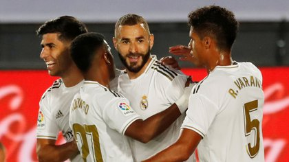 Real Madrid will seek a new victory