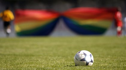 There are currently no openly gay male professional footballers (AFPs)