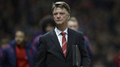 Louis Van Gaal spoke of the taboo of homosexuality in men's soccer (NA)