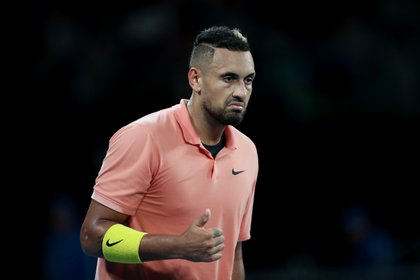 Nick Kyrgios will not be at the US Open (REUTERS / Hannah McKay / File Photo)